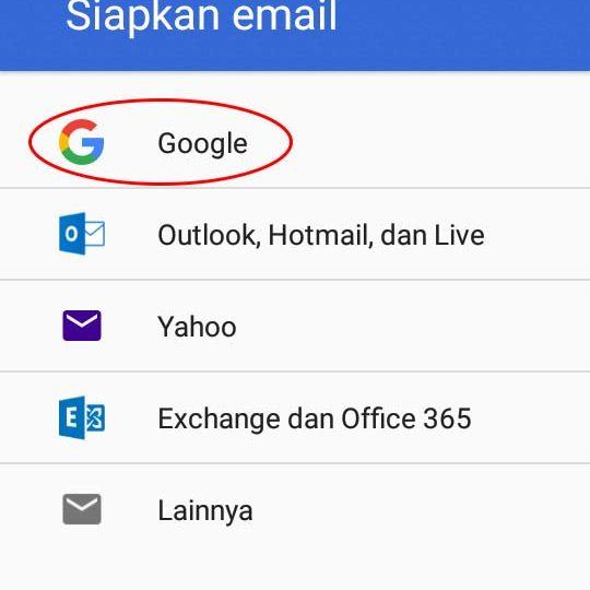 Cara Membuat Akun Gmail Tanpa Verifikasi Nomor HP 2018