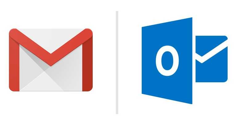 gmail vs outlook best free email service provider