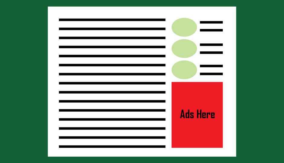 4 Posisi Iklan Adsense Yang Banyak Di Klik Orang