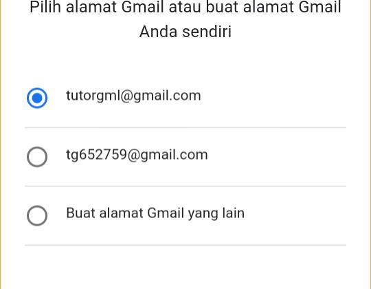 Tips Membuat Akun Gmail Tanpa Verifikasi Nomor HP 2019