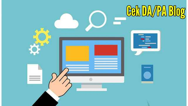 cara cek domain authority dan page authority