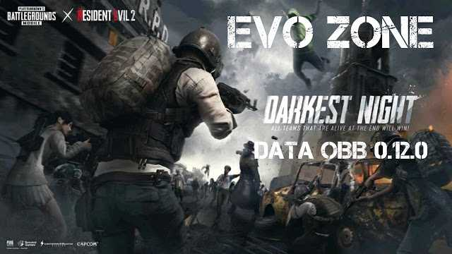download pubg mobile apk + data obb terbaru 0.12.0 Evo zone