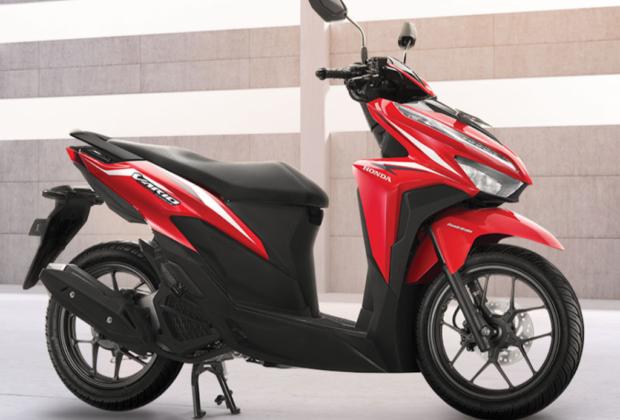 5 Motor Honda Terlaris Di Indonesia sepanjang tahun 2019