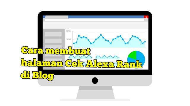 cek alexa rank di blog