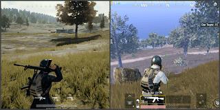 perbedaan pubg mobile