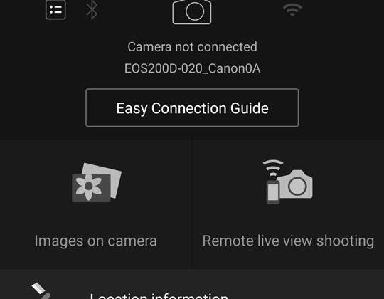 memindahkan foto dari kamera ke hp