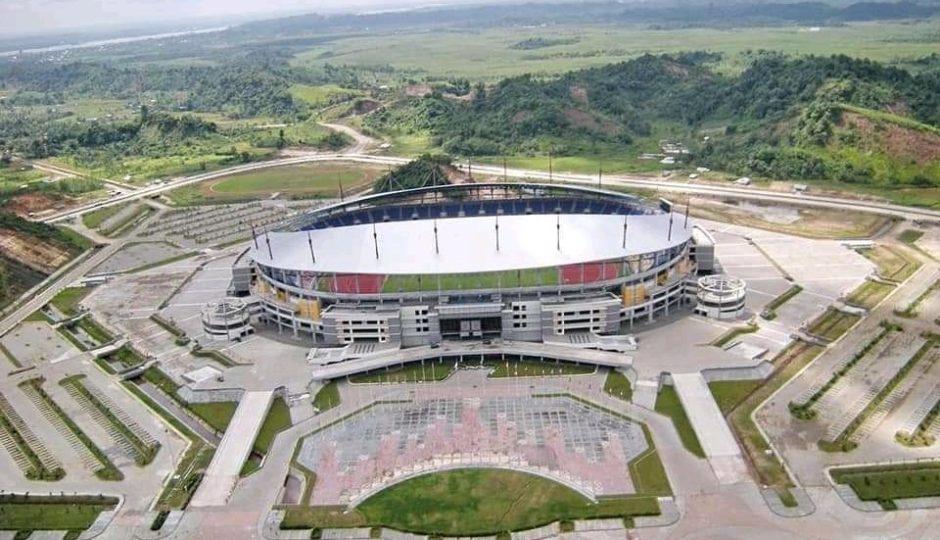 stadion palaran samarinda 2018