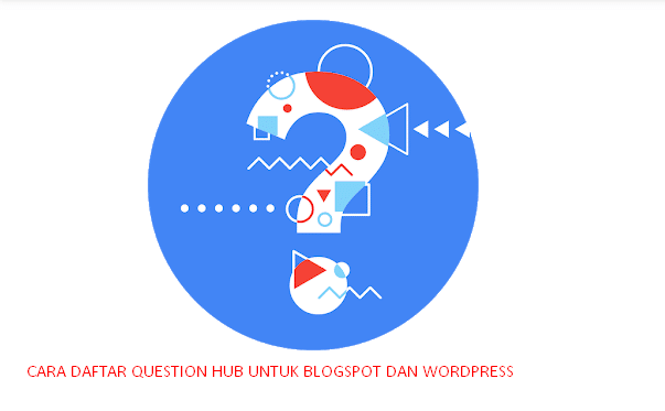cara daftar question hub