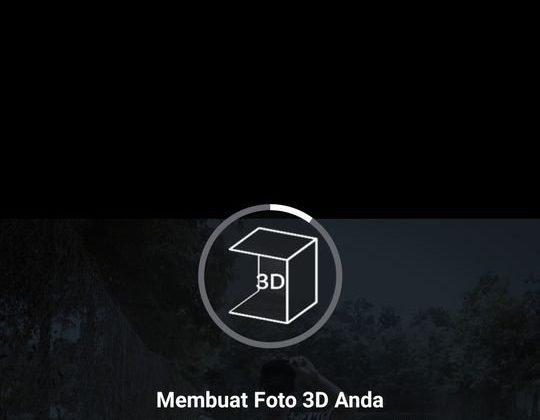 status 3d facebook