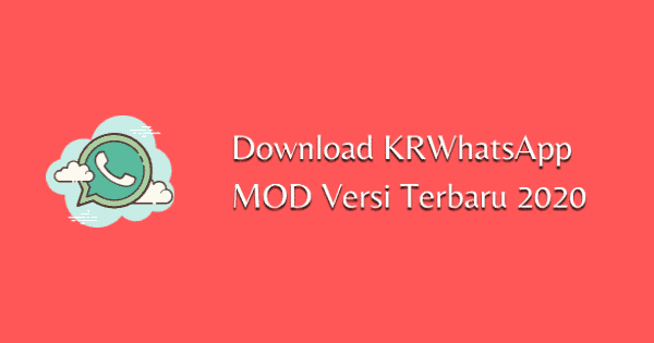 download krwhatsapp mod versi terbaru