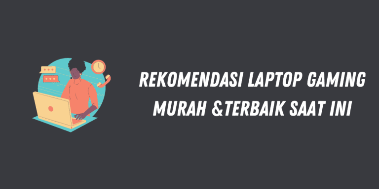 rekomendasi laptop gaming murah