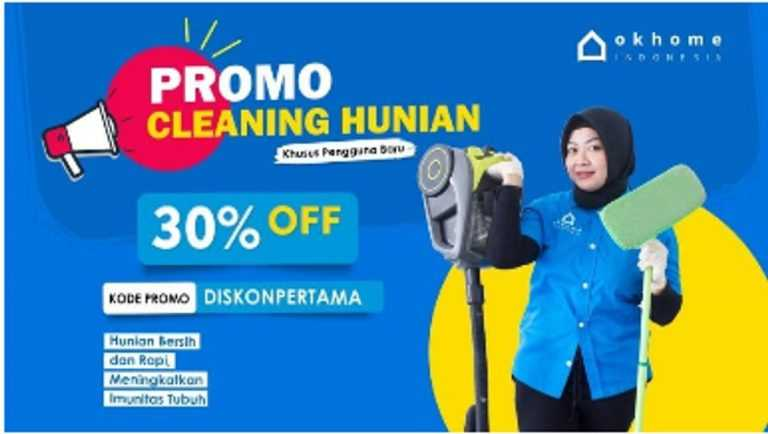 okhome jasa cleaning service
